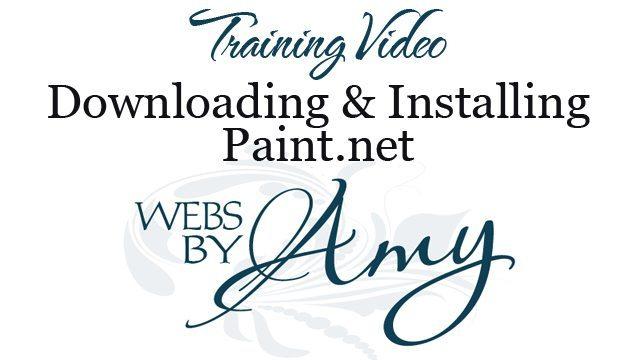 Paint.net Tutorial