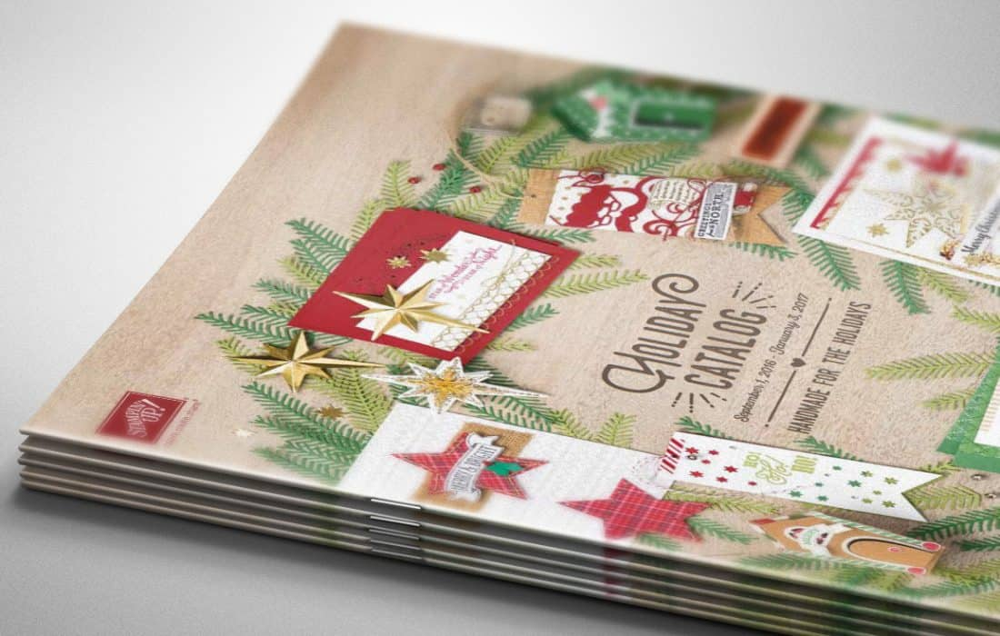 Stampin' Up! 2016 Holiday Catalog Widget