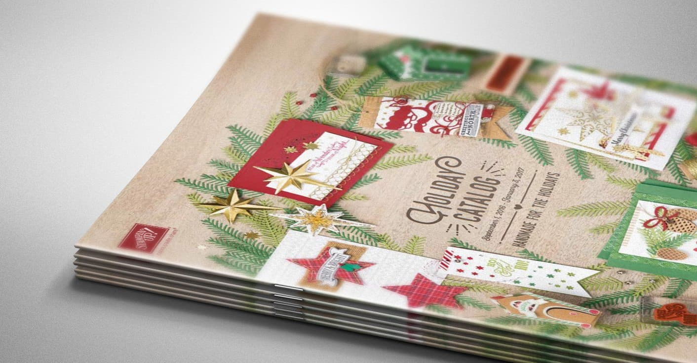 Stampin' Up! 2016 Holiday Catalog Widget