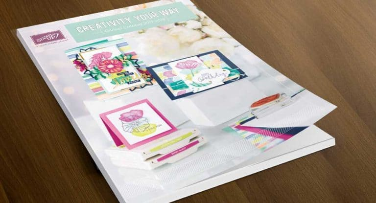 Stampin' Up! 2017-18 Annual Catalog