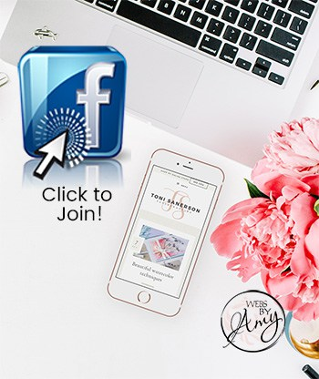 Join My Online Community