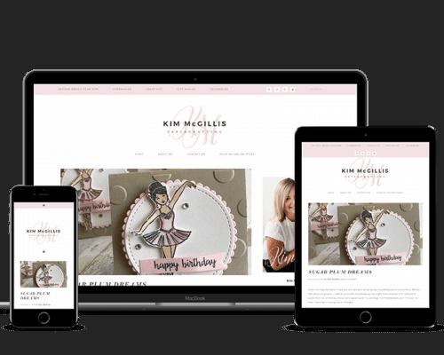 KimMcGillis.com – Kim McGillis Papercrafter