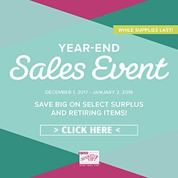 SU End of Year Sale Event Widget