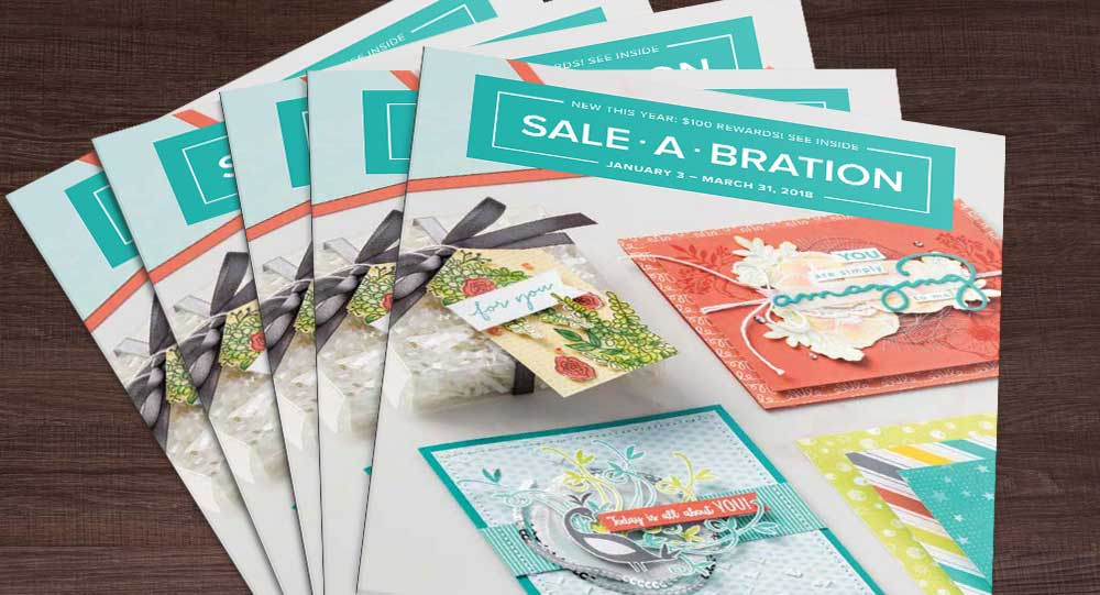 Stampin' Up! 2018 SAB Catalog