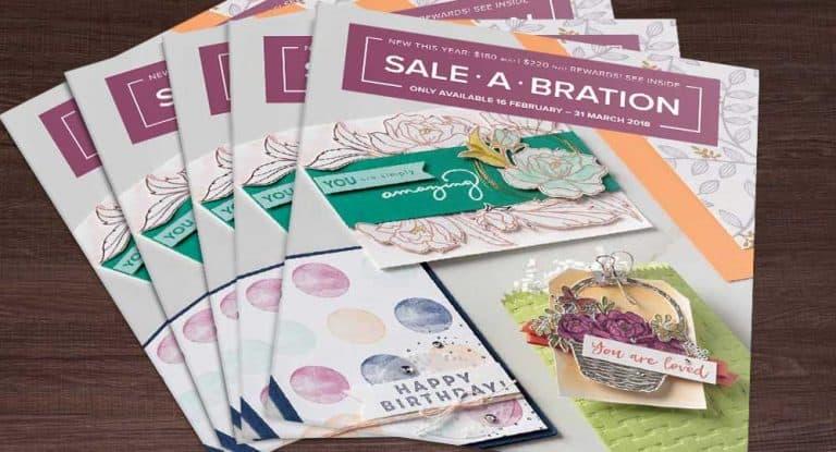 Sale-A-Bration 2 Catalog