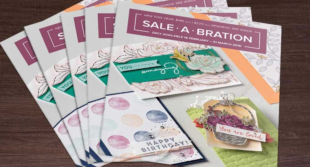 Sale-A-Bration 2 Catalog