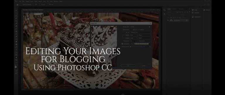 Photoshop CC image optimizing