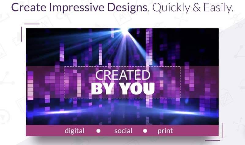 AppSumo offer of Design Wizard