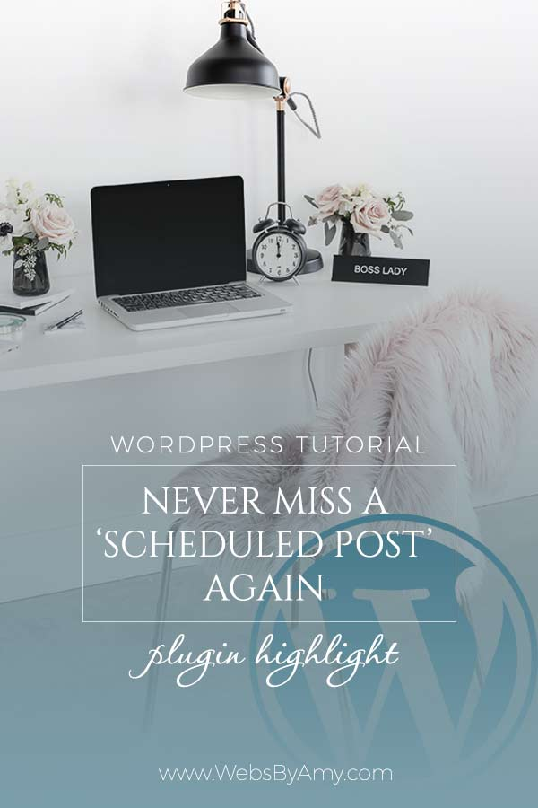 WordPress Missed Scheduled Post