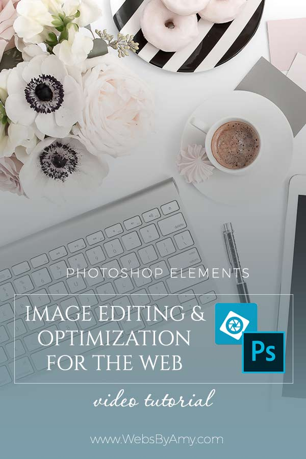 Optimize Images With Photoshop Elements