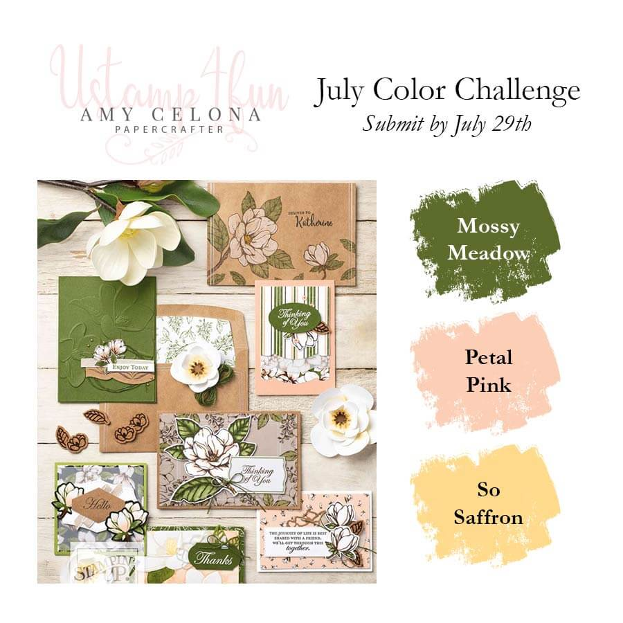 Square Color Challenge Template